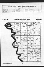 North Red River T161N-R50W, Kittson County 1989